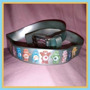 Vintage Collectible Care Bears Belt - 2004